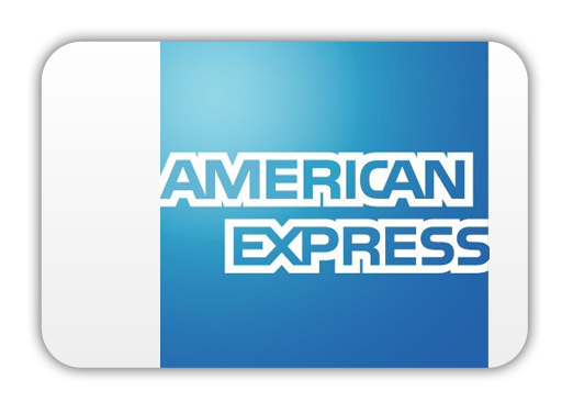 Zahlungsweise: American Express Kreditkarte